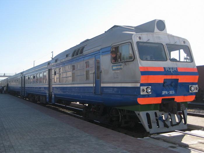 Гродненские поезда