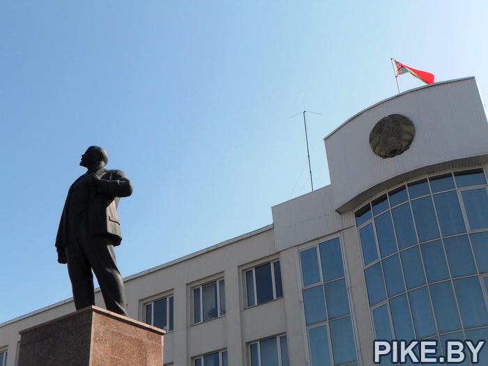 Ивацевичи памятник Ленину