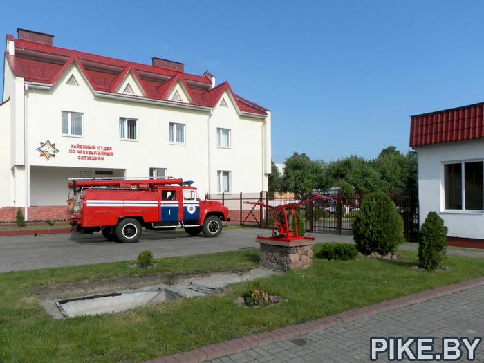 Ивацевичи пожарная часть