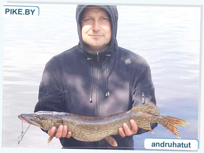 рыбалка на Припяти