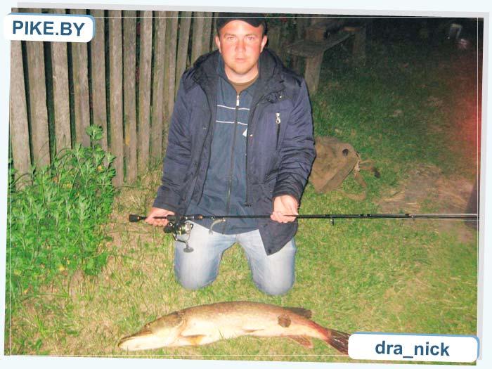 рыбалка на Щаре