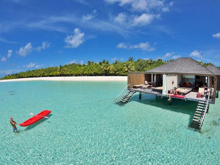 Туры в на атолл Адду, Мальдивы