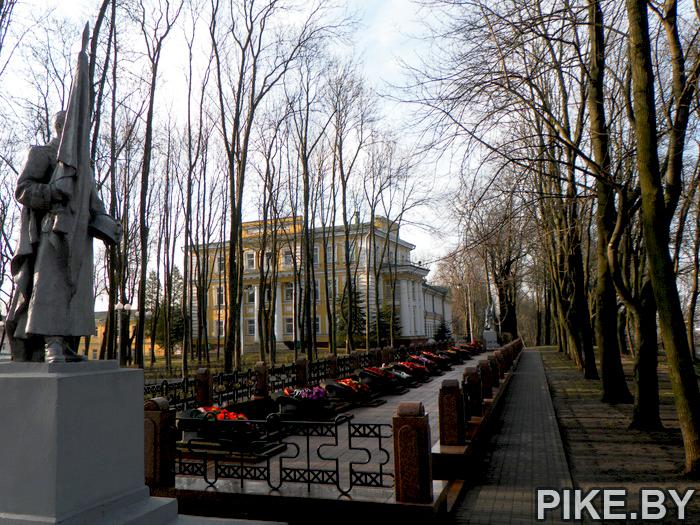 Губернаторский дворец в Витебске
