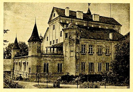 Несвижский замок история