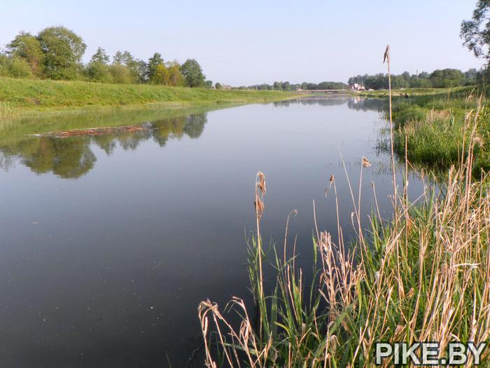 Главный канал вилейско минской водной системы