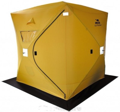 зимняя рыбалка палатка