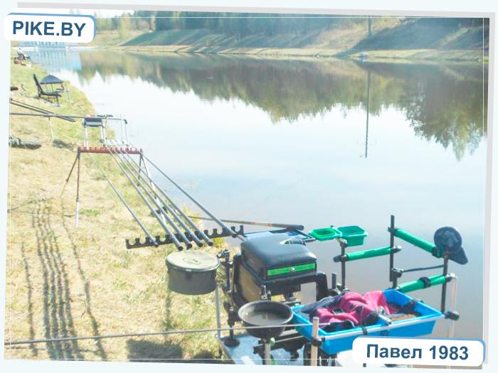 главный канал Вилейско Минской системы рыбалка