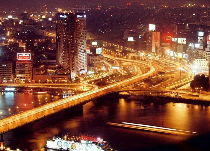 Каир отдых