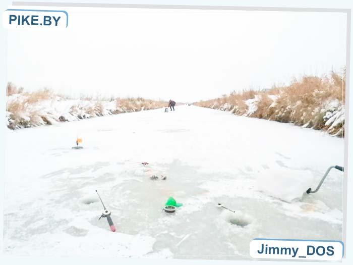 рыбалка в Лиде