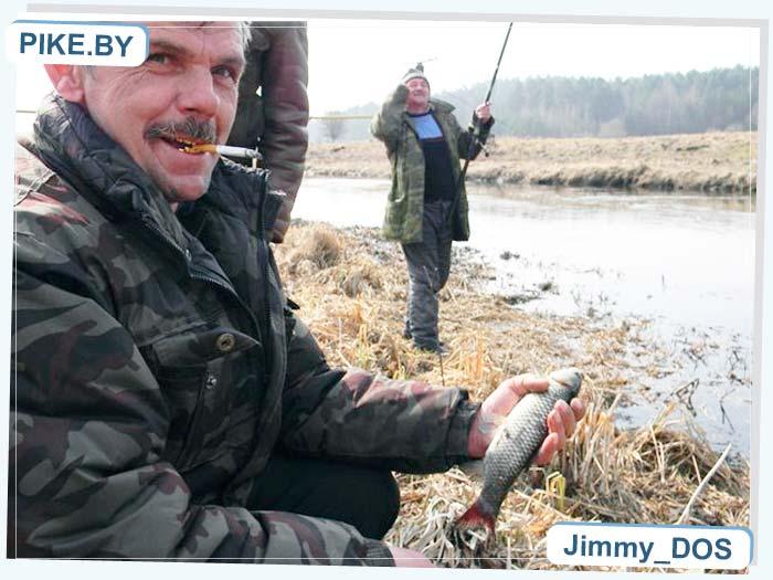 рыбалка в Лидском районе