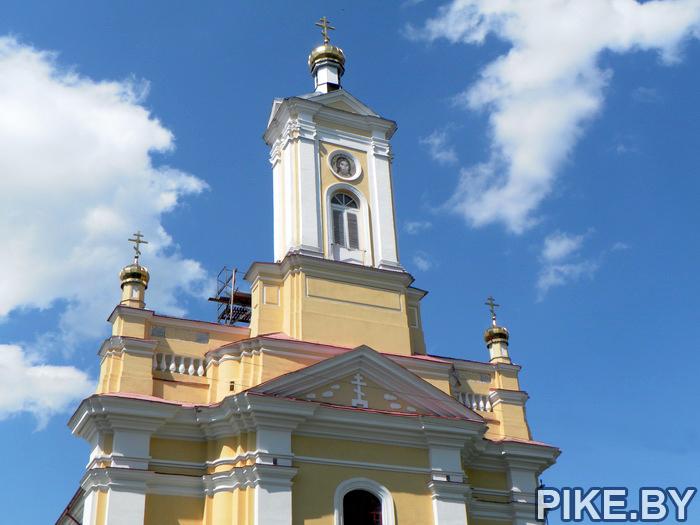 храм Петра и Павла Ружаны