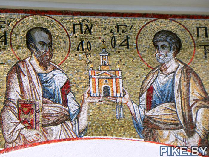 храм во имя Петра и Павла Ружаны