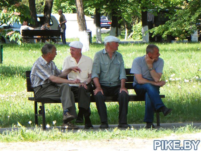 Жители Ружан
