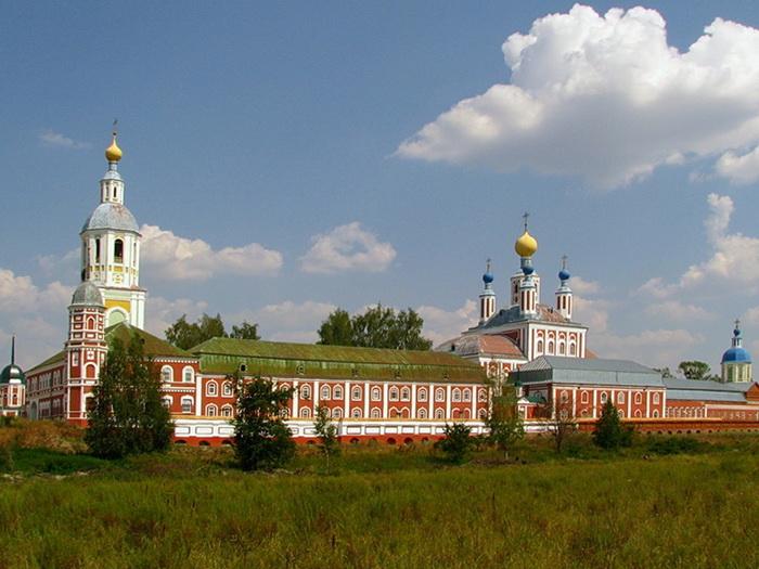 Санаксарский монастырь