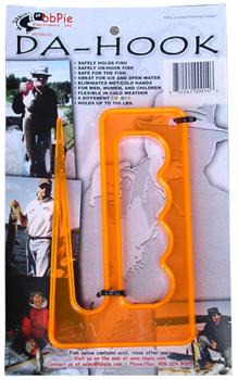 Пластмассовый крючок для рыбы