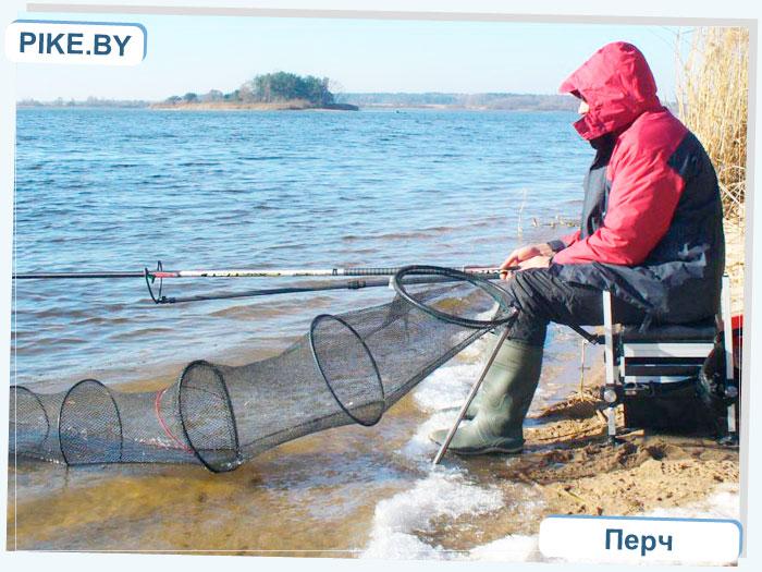 рыбалка на вилейском осенью