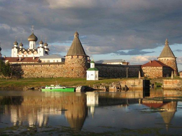 Архангельск - исторические факты, достопримечательности, гостиницы
