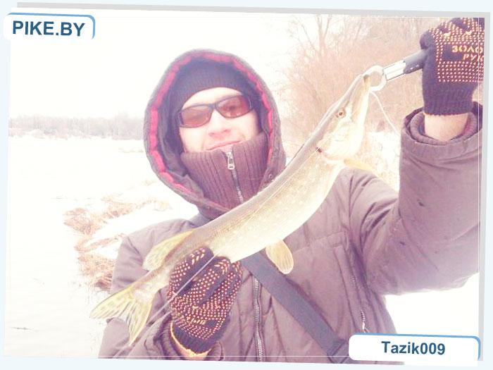 Рыбалка на Западной Двине ЗИМОЙ