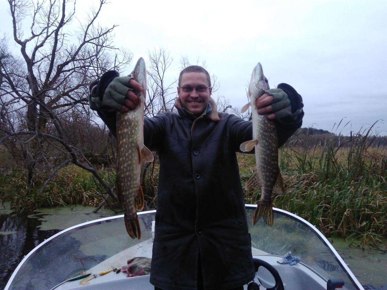 Вода 5 градусов, рыбалка трудовая с 9 до 18. Клев с 15 до 18. Итог 7 поклевок на двоих