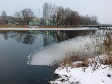 И та в выхи удалось выбраться на рыбалку! Так ...   Отчеты о рыбалке в Беларуси