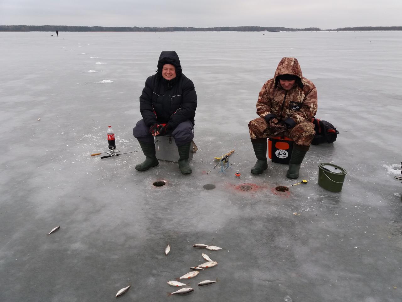 Вот и пролетели очередные выходные. А я мы ... | Отчеты о рыбалке в Беларуси
