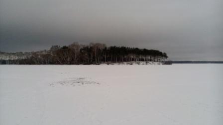 В субботу с товарищем открывали сезон твердой воды ... | Отчеты о рыбалке в Беларуси