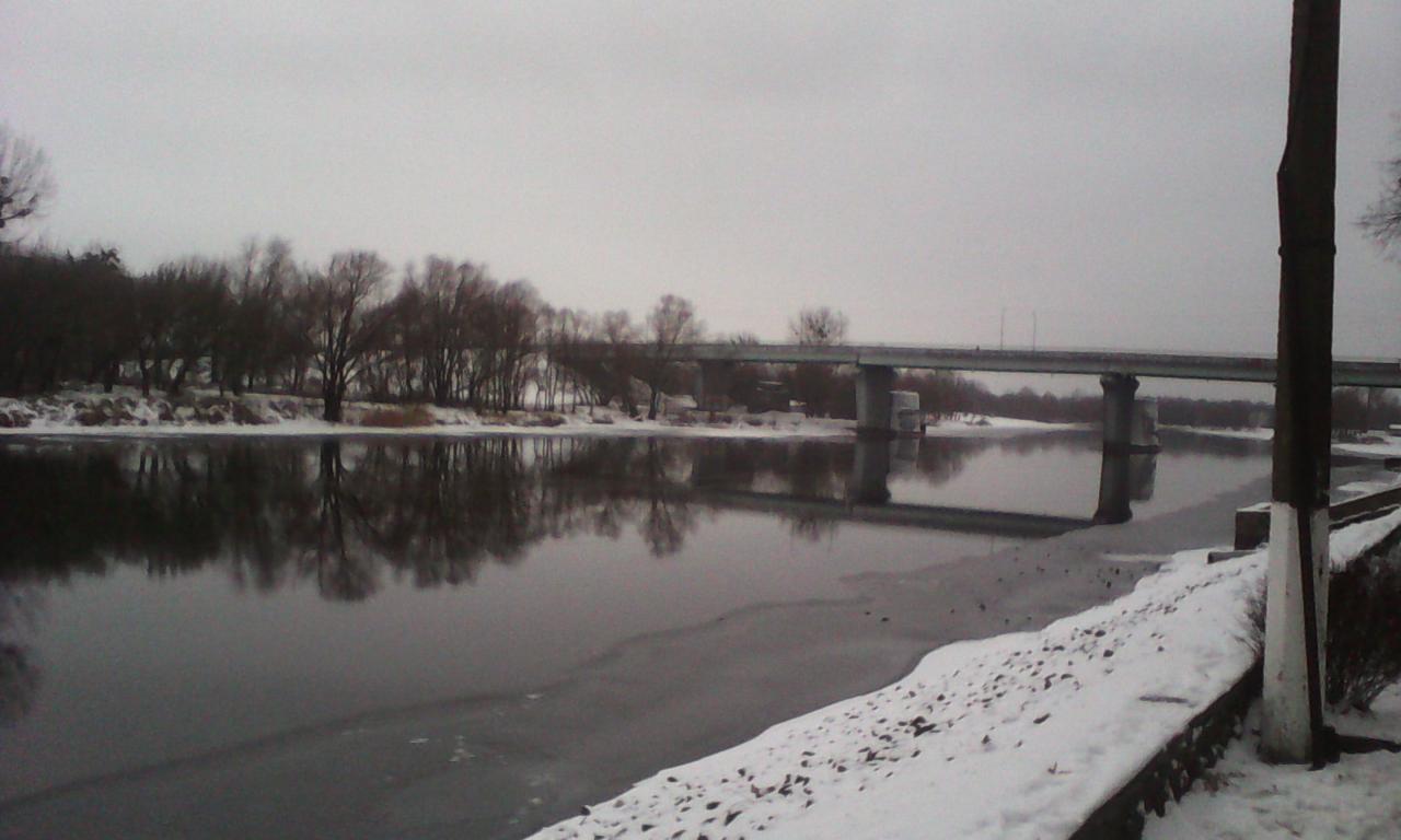 Я так не на лед не решился ДАНУЕГОНАХ.....после ... | Отчеты о рыбалке в Беларуси