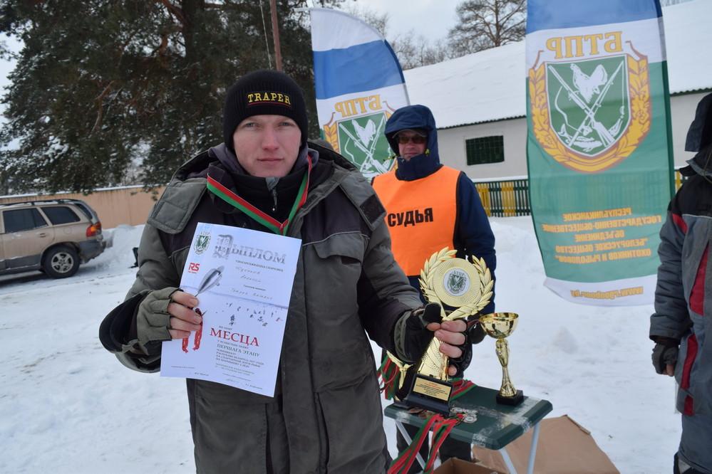 Команда COLMIC ICE FISHING на первом этапе ЧРБ ... | Отчеты о рыбалке в Беларуси