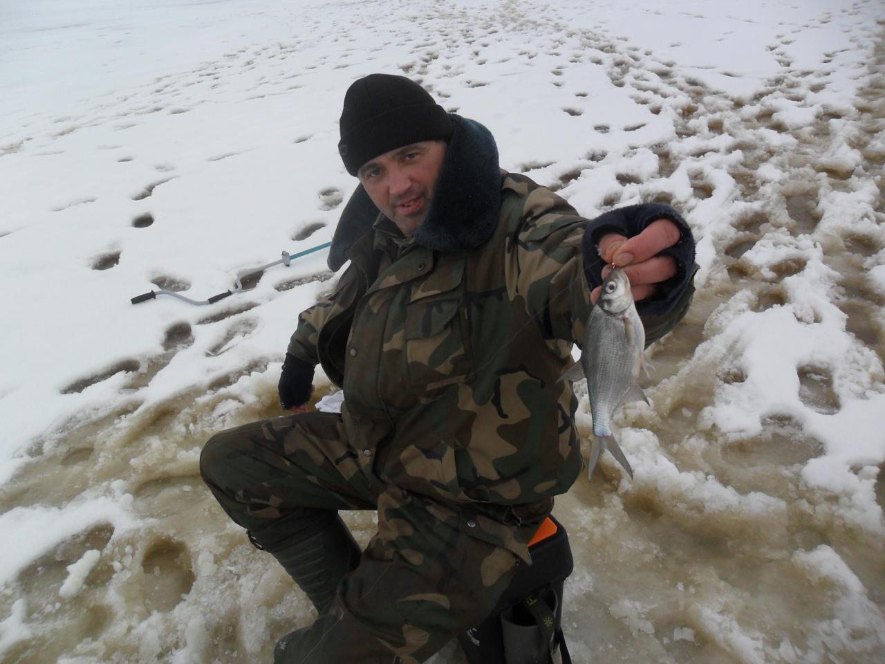 Очередные выходные, 23.01, и снова на рыбалку. В ... | Отчеты о рыбалке в Беларуси