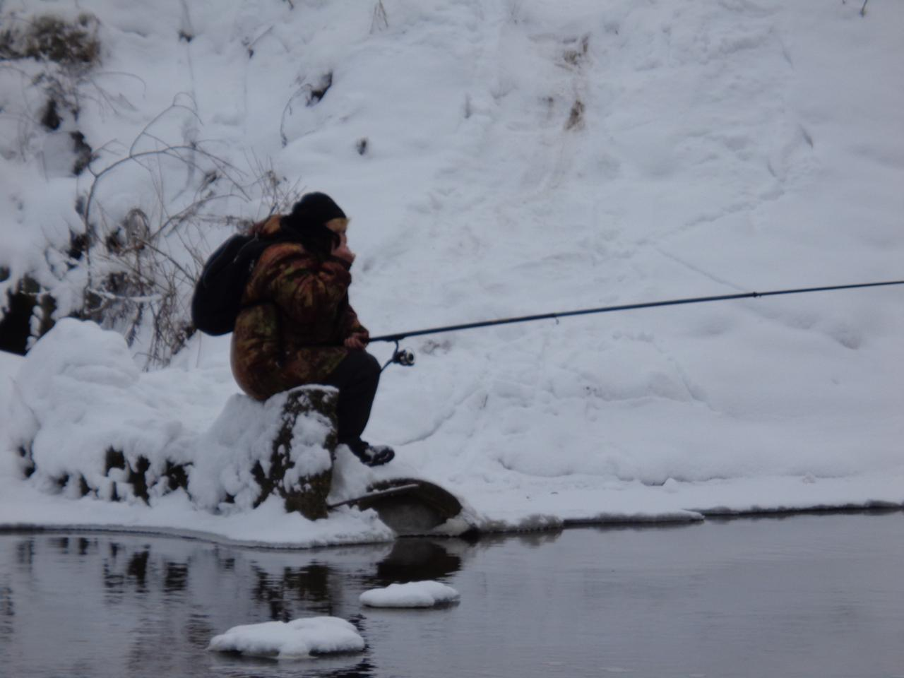 Сегодня рыбачил около дамбы с 14-15 до 17-30 ... | Отчеты о рыбалке в Беларуси