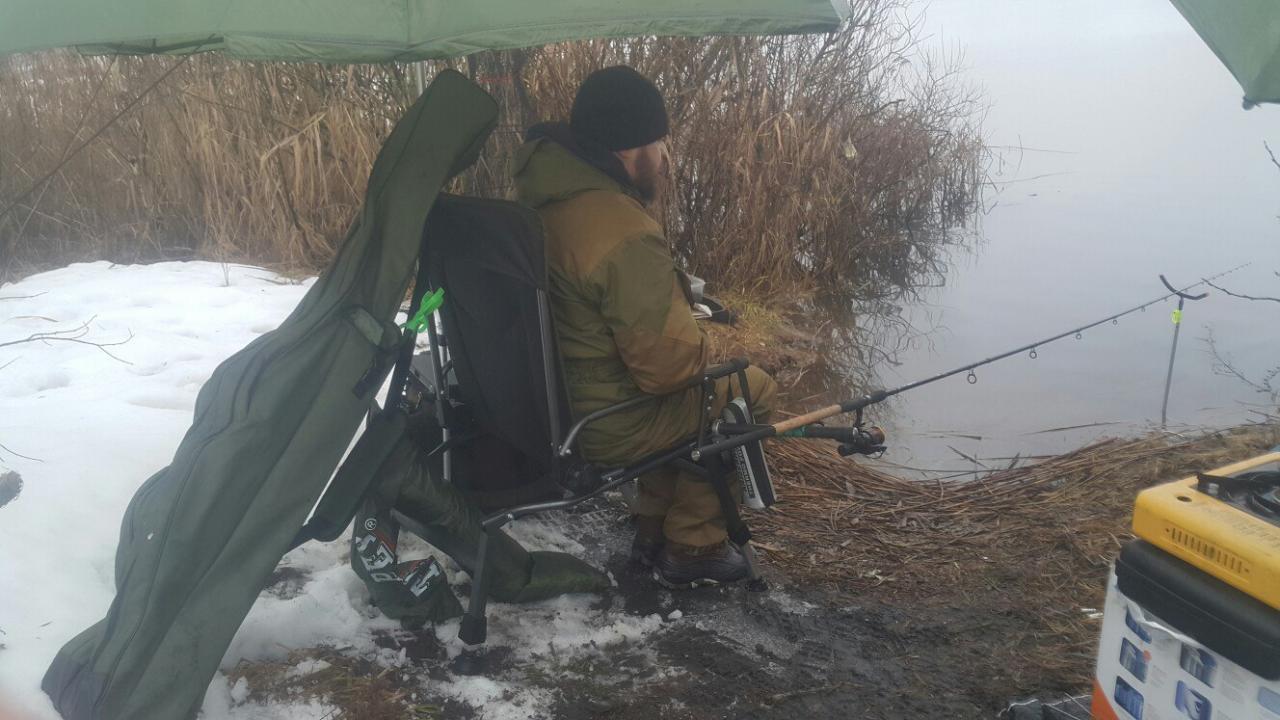 В субботу посетили тэц, приехали около 7 и ... | Отчеты о рыбалке в Беларуси