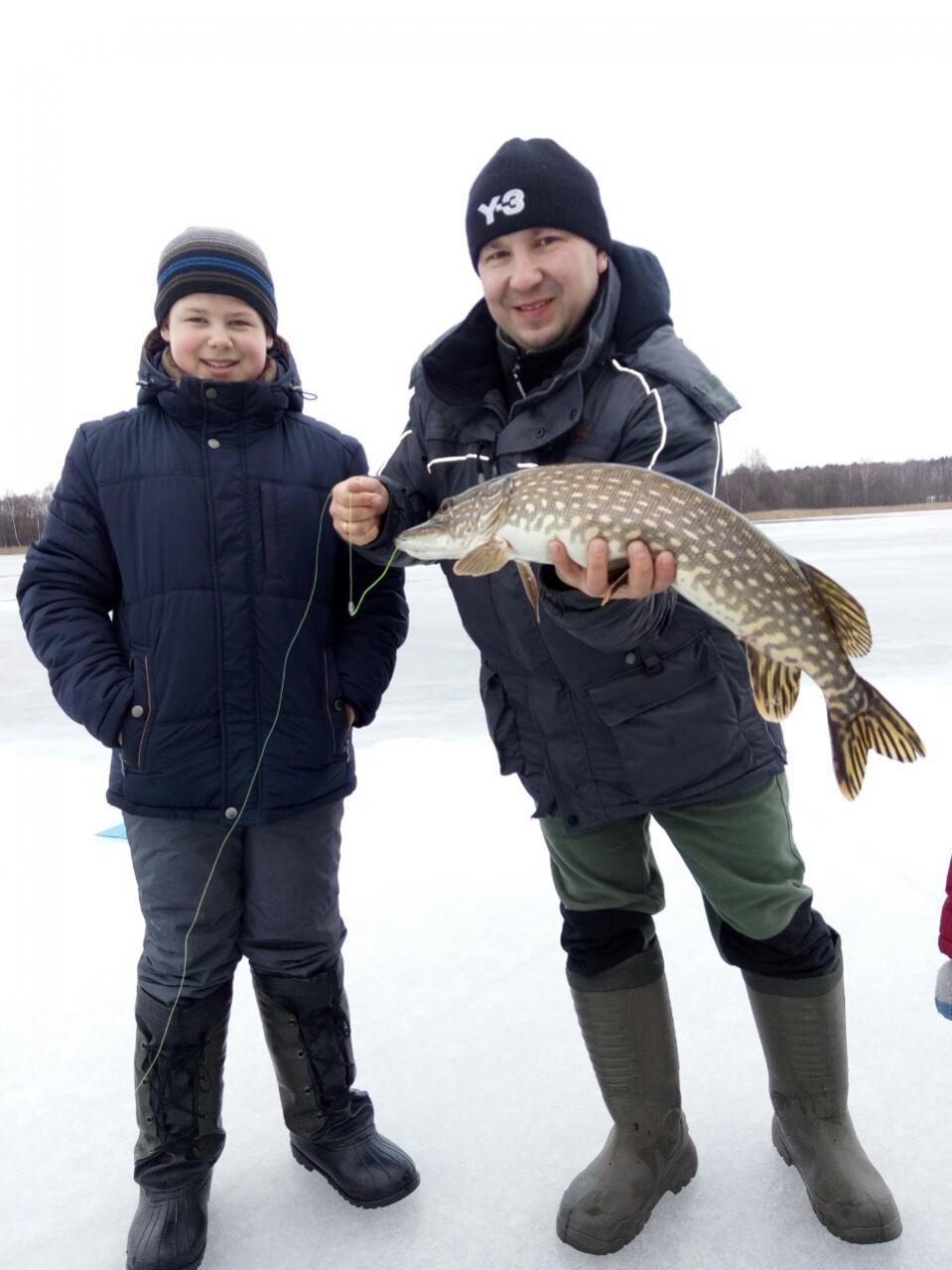Отдыхали с семьями 18-19 февраля на Высоком в ...   Отчеты о рыбалке в Беларуси