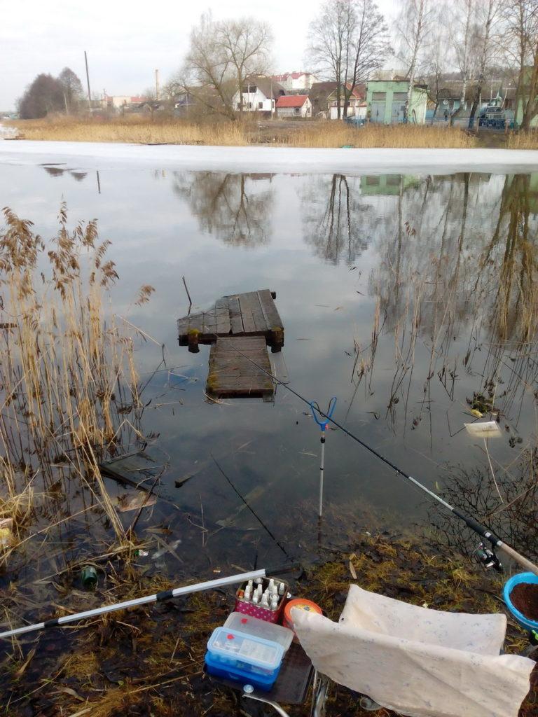 Немного более подробно раскажу про сегоднешний день! I Отчеты о рыбалке в Беларуси