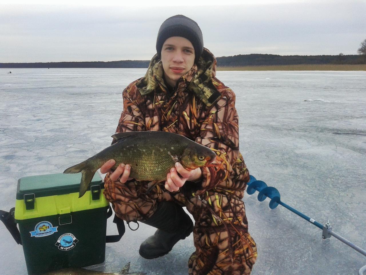 Кто куда, ну а я на ДривятыПосетил сегодня ... | Отчеты о рыбалке в Беларуси