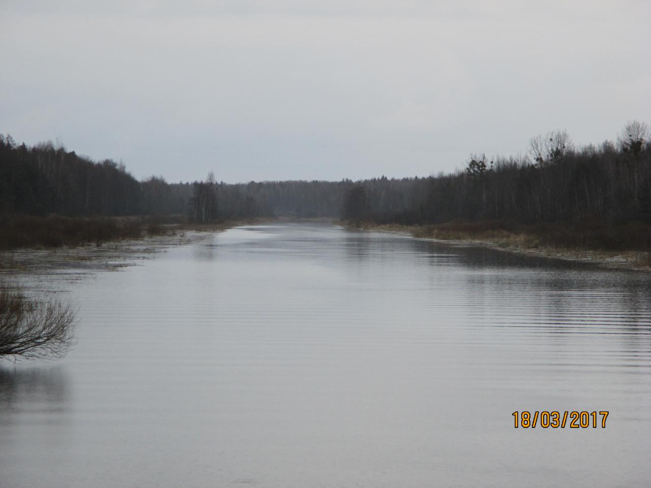 Суббота , Семежевский канал.Ещё в начале недели было ... | Отчеты о рыбалке в Беларуси