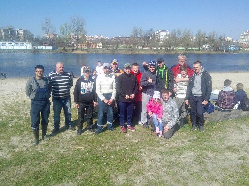 Привет вам всем из Пинска... | Отчеты о рыбалке в Беларуси