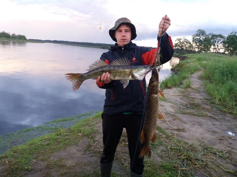 Были с 11 по 19 июня р-н Петрикова ... | Отчеты о рыбалке в Беларуси