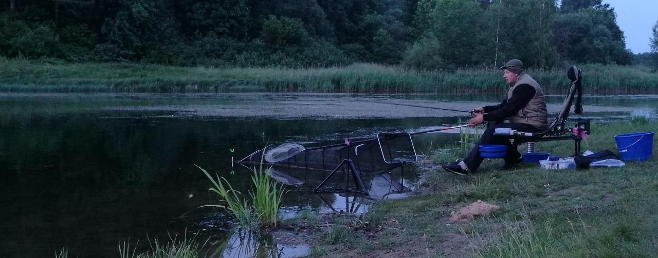 Криница....половил с 18 на 19 в ночь и ...   Отчеты о рыбалке в Беларуси