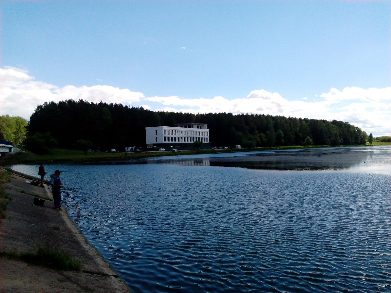Приветствую! Отпишусь здесь , т.к. люди говорят  ... | Отчеты о рыбалке в Беларуси