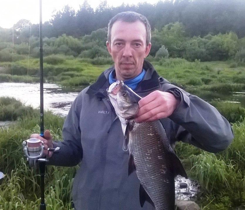 Вроде как и не собирался на рыбалку в ... | Отчеты о рыбалке в Беларуси