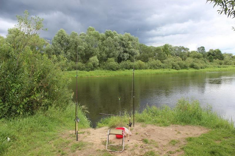 Очень интересная выдалась рыбалка в минувшие выходные ... | Отчеты о рыбалке в Беларуси