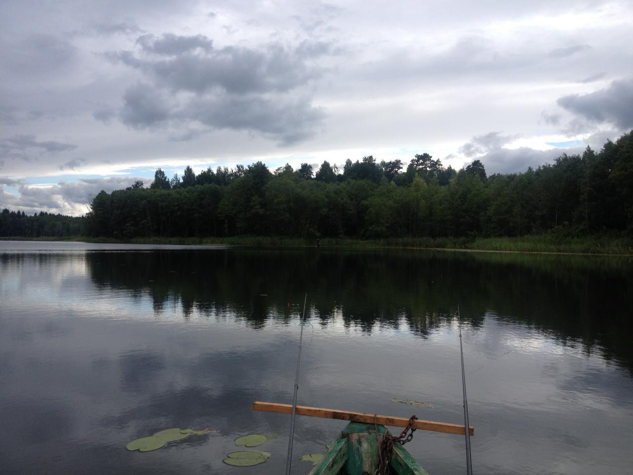 Повезло провести несколько дней на даче. Поездка наметилась ...   Отчеты о рыбалке в Беларуси