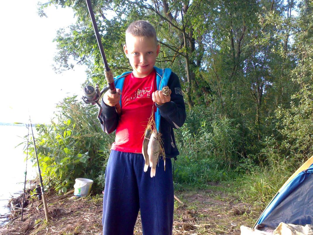 Очередное лето, а с ним и летний рыболовный ... | Отчеты о рыбалке в Беларуси