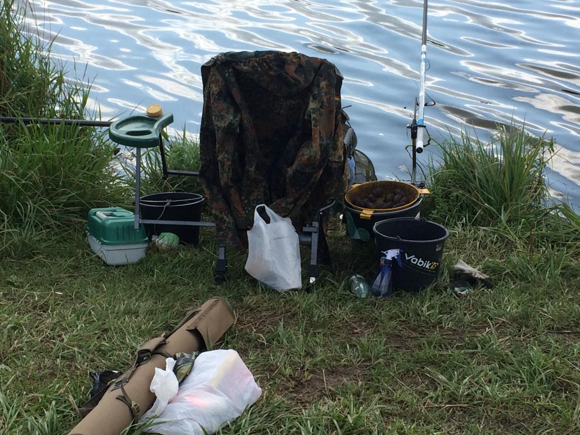 Прочитав пару сообщений выше решил и я съездить ...   Отчеты о рыбалке в Беларуси