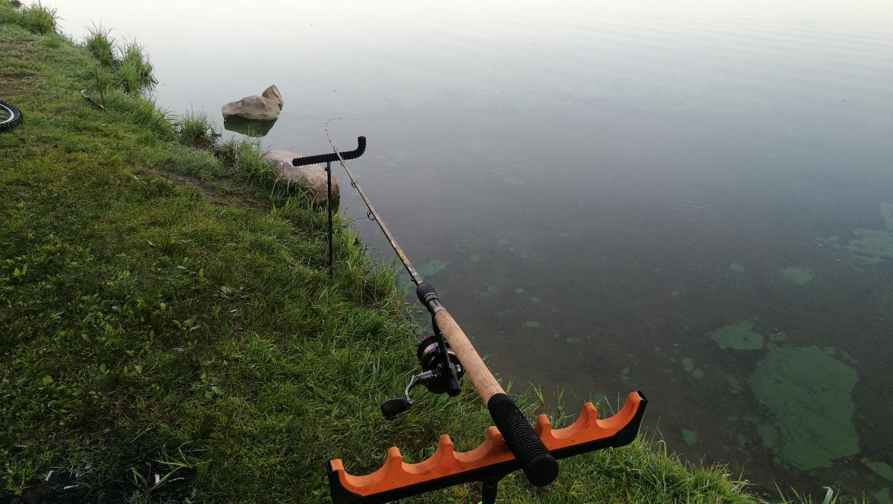 Сегодня ездил на разведку в новые для себя ... | Отчеты о рыбалке в Беларуси