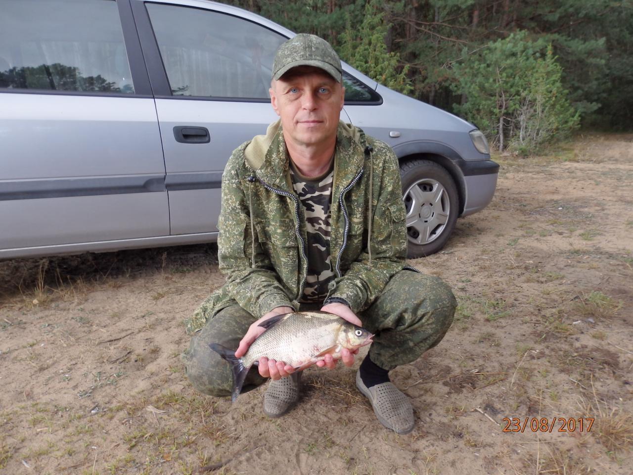 Вчерашняя вылазка. Долго не мог определиться - Щара ... | Отчеты о рыбалке в Беларуси