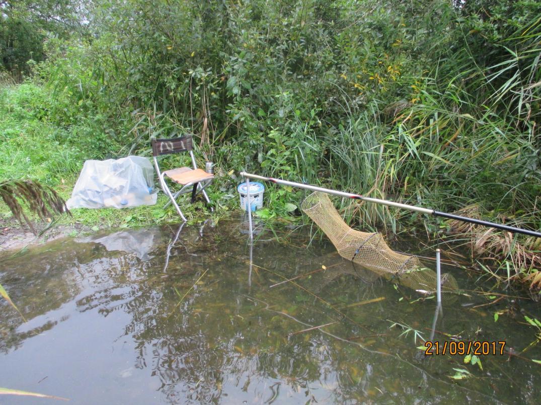 Очень хотелось закрепить разведочный выезд на Заславльское вдхр ... | Отчеты о рыбалке в Беларуси