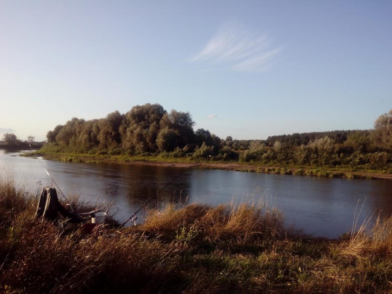 с опозданием на неделю, но оставлю заметочку о ... | Отчеты о рыбалке в Беларуси