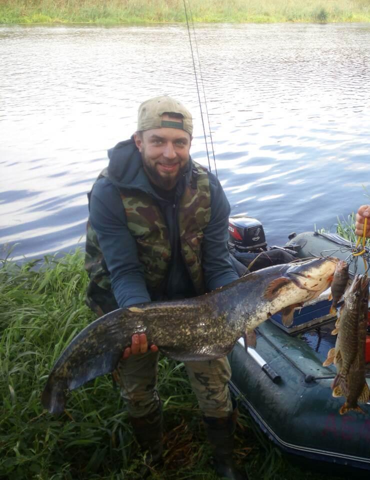 Вчера был в районе деревни Лапичи.. немного не ...   Отчеты о рыбалке в Беларуси