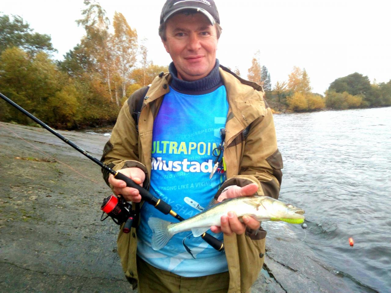 Доброго вечерочка. Дождь и ветер нам не помеха ... | Отчеты о рыбалке в Беларуси